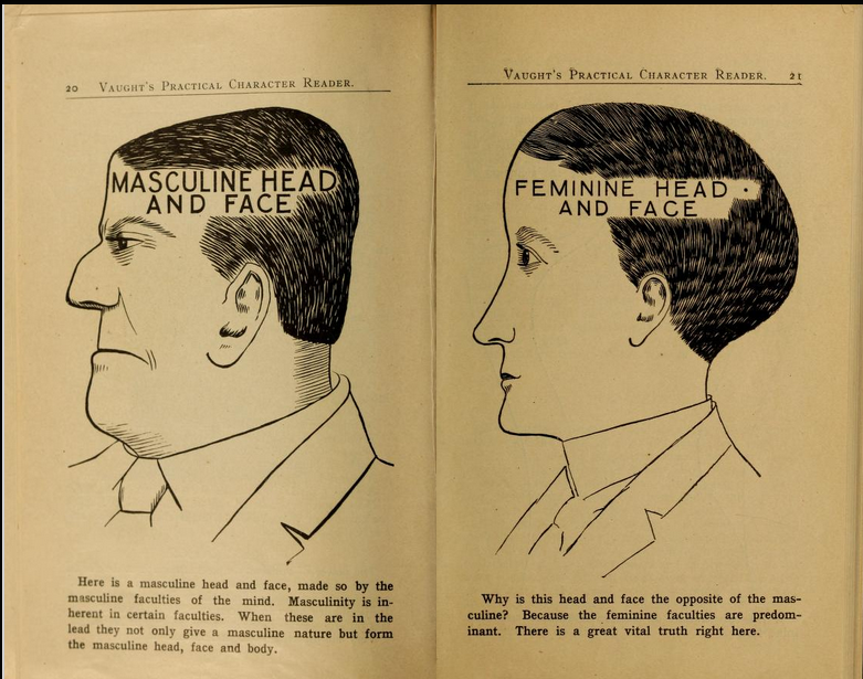 Physiognomy: a field ready for scientific revival