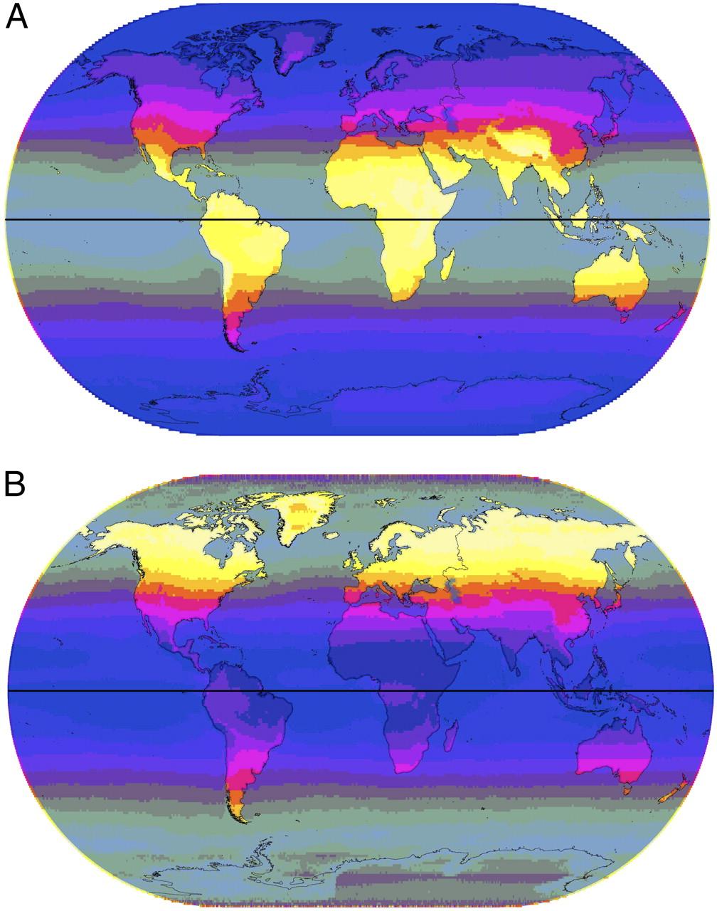 East Asian intelligence and UV radiation